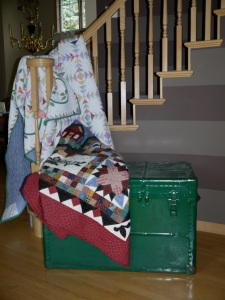 The Quilting Trunk