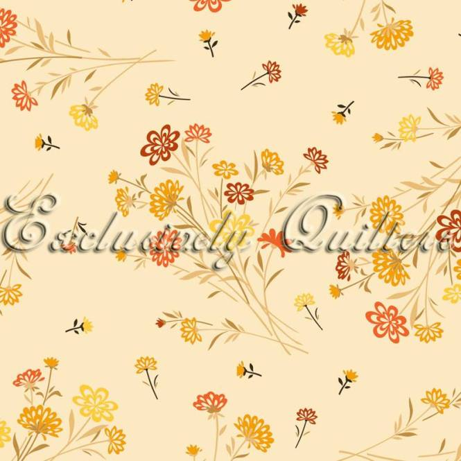 Saffron by Exclusively Quilters